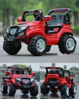 Kids electric car jeep