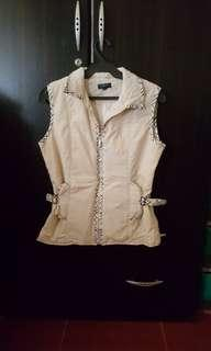Orig burberry winter vest