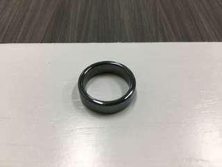 Hematite Ring 乌钢石戒指
