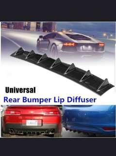Price REDUCED! Rear Diffuser