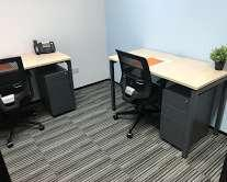 Fitted Service office near Raffles Place MRT station from 1k