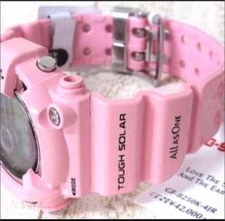 G-SHOCK ICERC Pink Frogman GF-8250K-4JR
