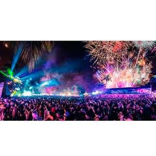 2 ZOUKOUT 2018 tickets for 1st Dec + 1 night stay Costa Sands Resort@Sentosa for 1st Dec