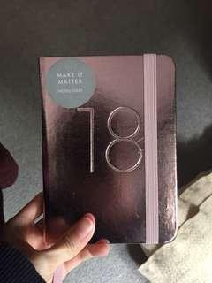 BRAND NEW Kikki K notebook