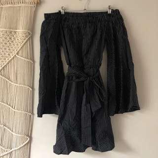 Calli Bell Sleeve Dress