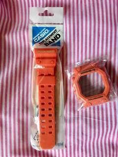 g-shock dgk gx-56 casio king g original replacements tough solar Watch  fit G-Shock KING  GX-56BB-1