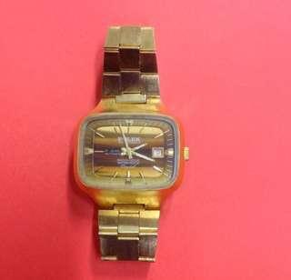 Swiss Mechanical automatic watch- used condition - rare from 60s  killer price