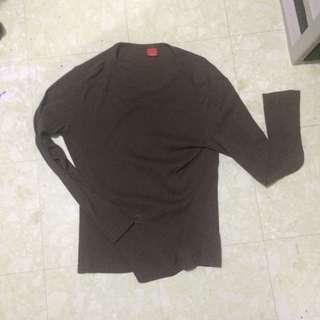 ESPRIT Pullover Longsleeves (slim fit)