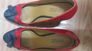 Joy and Peace high heels shoes 90% new
