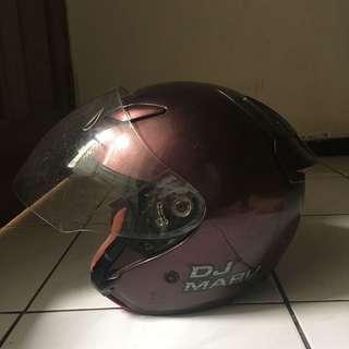 KYT dj maru helmet