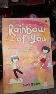 Novel Rainbow Of You