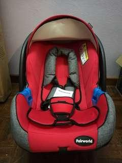 [NEW] Fairworld Baby Carseat & Carrier