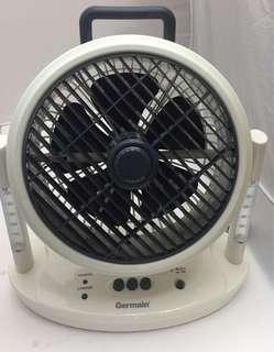 9吋 充電式鴻運風扇
