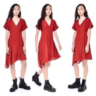 THE EDITORS MARKET Asymetrical Dress (NEW without TAG)