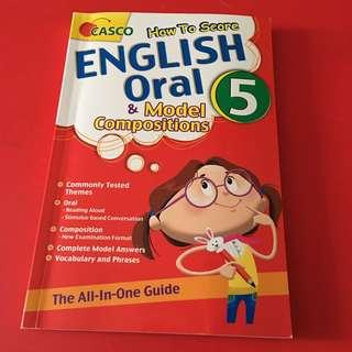 BN P5 How to score English Oral & Model Compositions