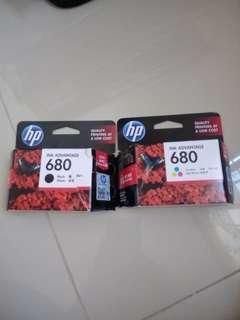 HP 680 ink