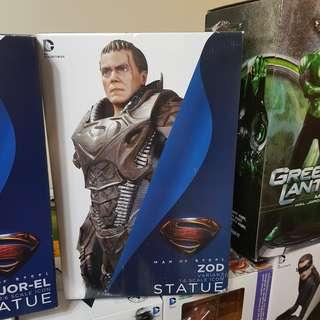 DC Collectibles Superman MAN OF STEEL ZOD 1/6 Scale Variant Iconic Statue