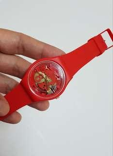 Swatch Lucky Eight