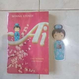 Novel Preloved Ai - Winna Efendi