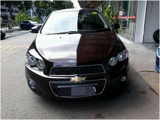 CHEVROLET SONIC HB 1.4 A/T 2WD