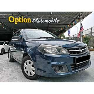 PROTON SAGA 1.3 FLX (A) ORIGINAL CONDITION CVT GEARBOX 2012