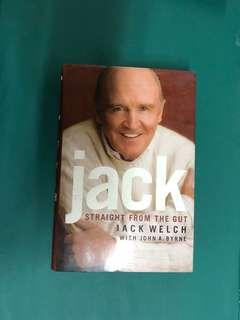 Jack Straight From The Gut (Hardbound)