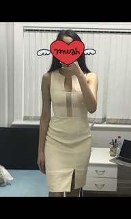 """finders keepers white business formal dress """"Belfast"""""""