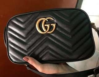 Gucci marmont preloved authentic