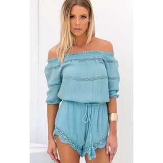 Shareen Collection Playsuit | Size 6