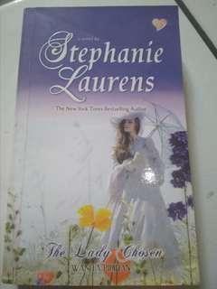 Stephanie Laurens. Wanita pilihan