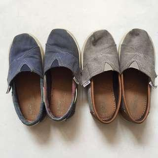 Authentic TOMS for Boys UK10