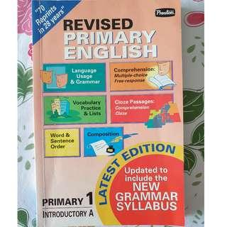 Preston Revised Primary English for P1