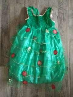 Christmas Tree Dress Halloween
