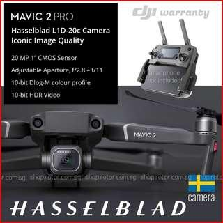 DJI Mavic 2 Pro Drone, UK Edition. With DJI Warranty.