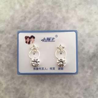 Anting Silver Murah / Anting Perak Cantik / Hadiah Kado