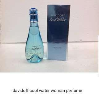 David Off Cool Water for Women