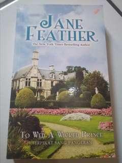 Jane feathers. Terpikat sang pangeran
