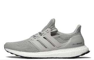 Ultra boost 4.0 grey
