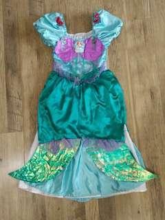 2 sided Mermaid Dress Halloween
