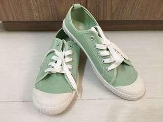 SHOOPEN 文青布鞋