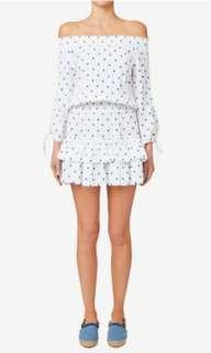 SEED HERITAGE SPOT DRESS | SIZE S