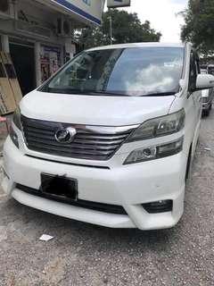 MPV CARS PRIVATE TRANSFER SERVICE