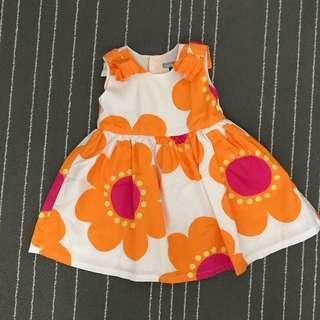 Flower Dress Carters