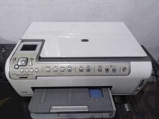 HP printer scanner copier