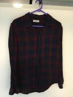 Jag flannelette shirt