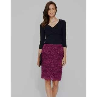 Portmans Lara Lace skirt