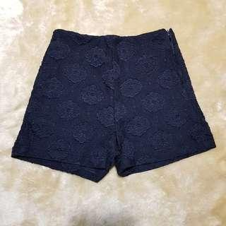 bottom - brokat shortpants