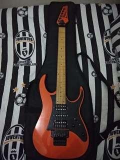 Gitar Elektrik Ibanez RG series up down