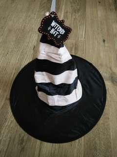 Kids Witch Hat Halloween