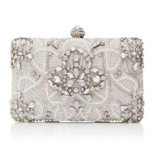 Forever New Embellished clutch